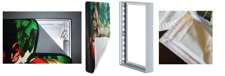 Decorative white pvc lamination light box pet backlit film