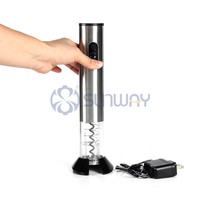 Electric Red Wine Opener Portable Bottle Opener Rechargeable Wine Corkscrew Wholesale