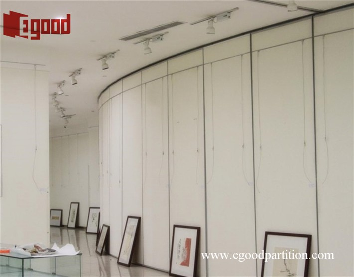 Room ider wooden movable partition operable wall doors for Jeddah JIECC exhibition & Room Divider Wooden Movable Partition Operable Wall Doors For ... Pezcame.Com