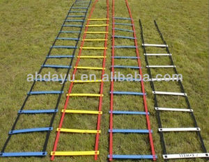 Quick Flat Rung Agility Ladder