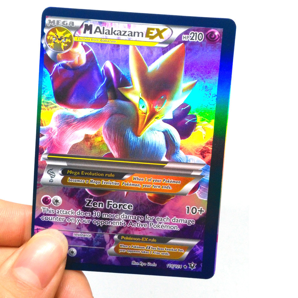 Pokemon Trading Cards Games Collectable 100pcs Paper Card