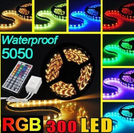 Made in China Flexible strip RGB SMD5050 LED Strip light