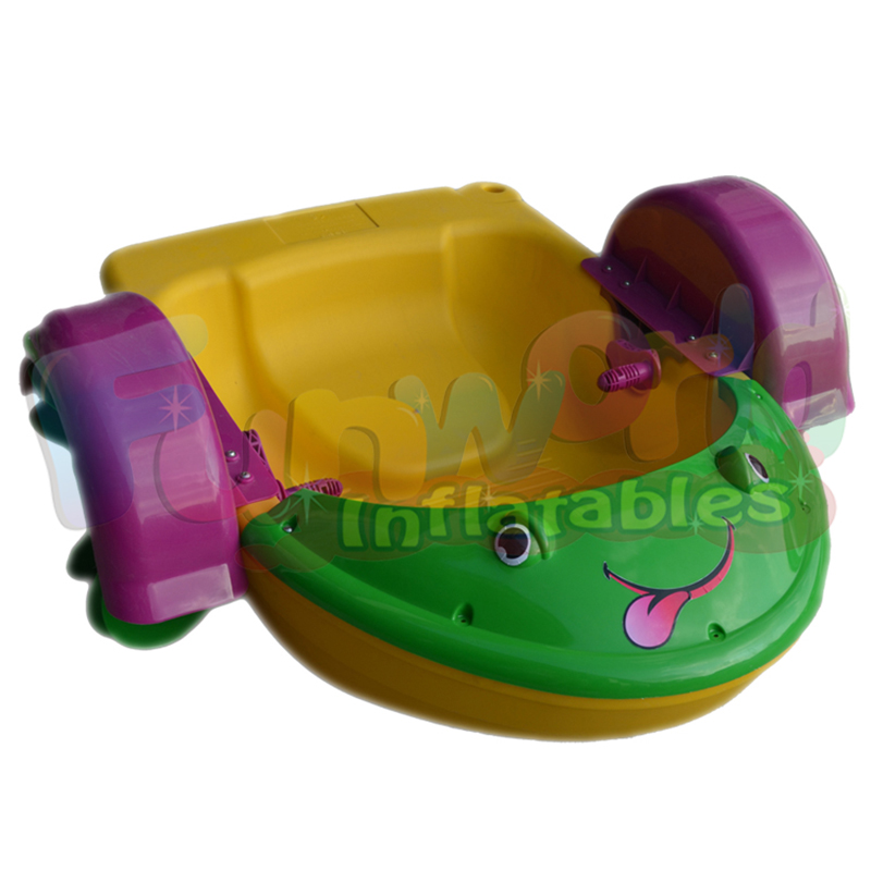 Inflatable game water bumper boat tubes adult electric bumper boat