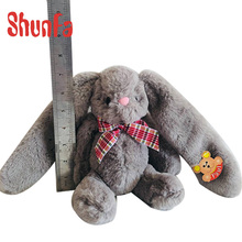 Chinese plush and stuffed elephant toys with big ears for children