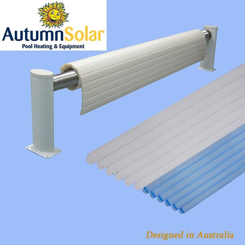 12v motor automatische afdekzeil lamellen voor zwembad for Automatic pool cover motor replacement