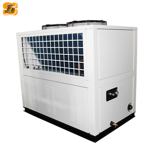 Shenglin hot sale water cooled low temperature centrifugal chiller training 0086 13916251589