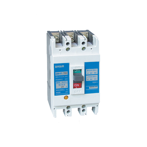 IEC60947-2 Standard 63 Amp Moulded Case Circuit Breaker MCCB
