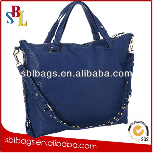 Fashonal women 100% genuine leather handbags