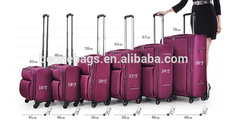 Alibaba Express Various Size Waterproof Airport Travel ...