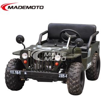 Hottest Kids Amp Adult Gas Powered Mini Jeep Mini Moke Car