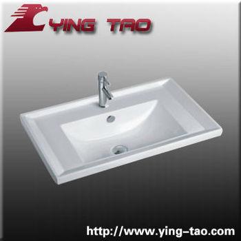 Pvc Wall Mounted Bathroom Vanity Top Sink Granite Vanity Tops
