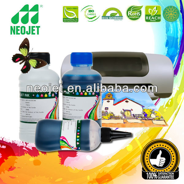 Compatible black ink refill ink for HP 564 364 photo printer sell directly china factory hot sale