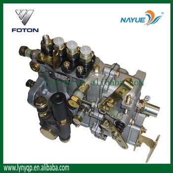FOTON truck parts high pressure fuel pump for FOTON 1028 QC480 2408002610025