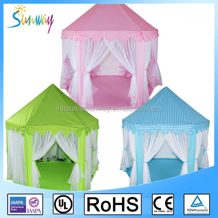 Sunway Pink Blue Princess Tent Kids Igloo Play Tent Castle Tent Pop Up Play House  sc 1 st  Alibaba & Sunway Pink Blue Princess Tent Kids Igloo Play Tent Castle Tent ...