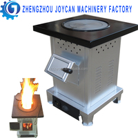 Factory Supply Waste biomass shell burning stove Biomass gasifier Biomass carbonization stove