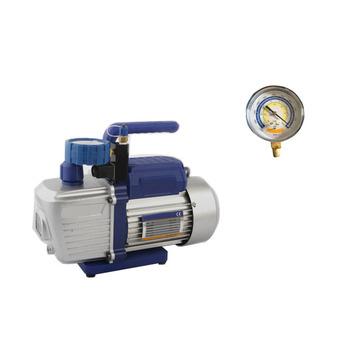 Super Durable 1 5-12 Cfm Dual Stage With Solenoid Valve Professional Vacuum  Pump - Buy Vacuum Pump,Vacuum Pump With Solenoid Valve,Dual Stage Vacuum