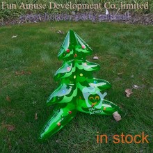 inflatable decorated indoor christmas trees for sale