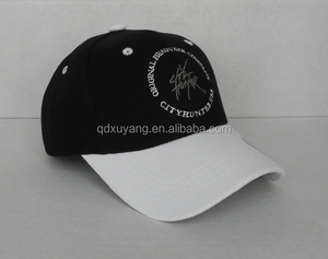baseball cap and hat front and back logo embroidered sport cap