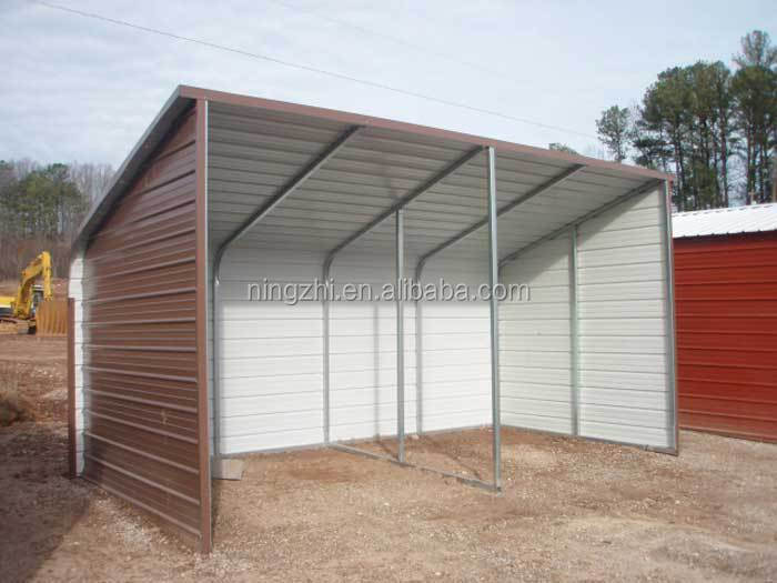 Portable Metal Shelters : Portable horse shelter animal buy metal