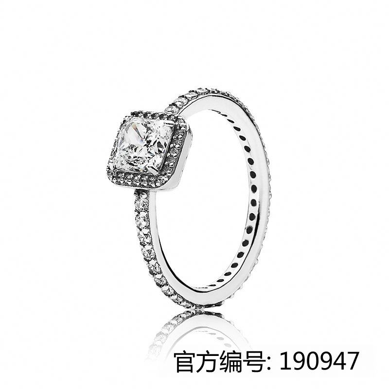 XINHUI 2017 hot Timeless Elegance Clear CZ ring for pandoras bracelet <strong>silver</strong> 925 factory wholesale 1:1 <strong>silver</strong> ring