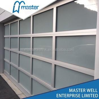 Full View Plexiglass Garage Door Prices Buy Plexiglass Garage Door Glass Garage Door Prices Full View Garage Door Product On Alibaba Com