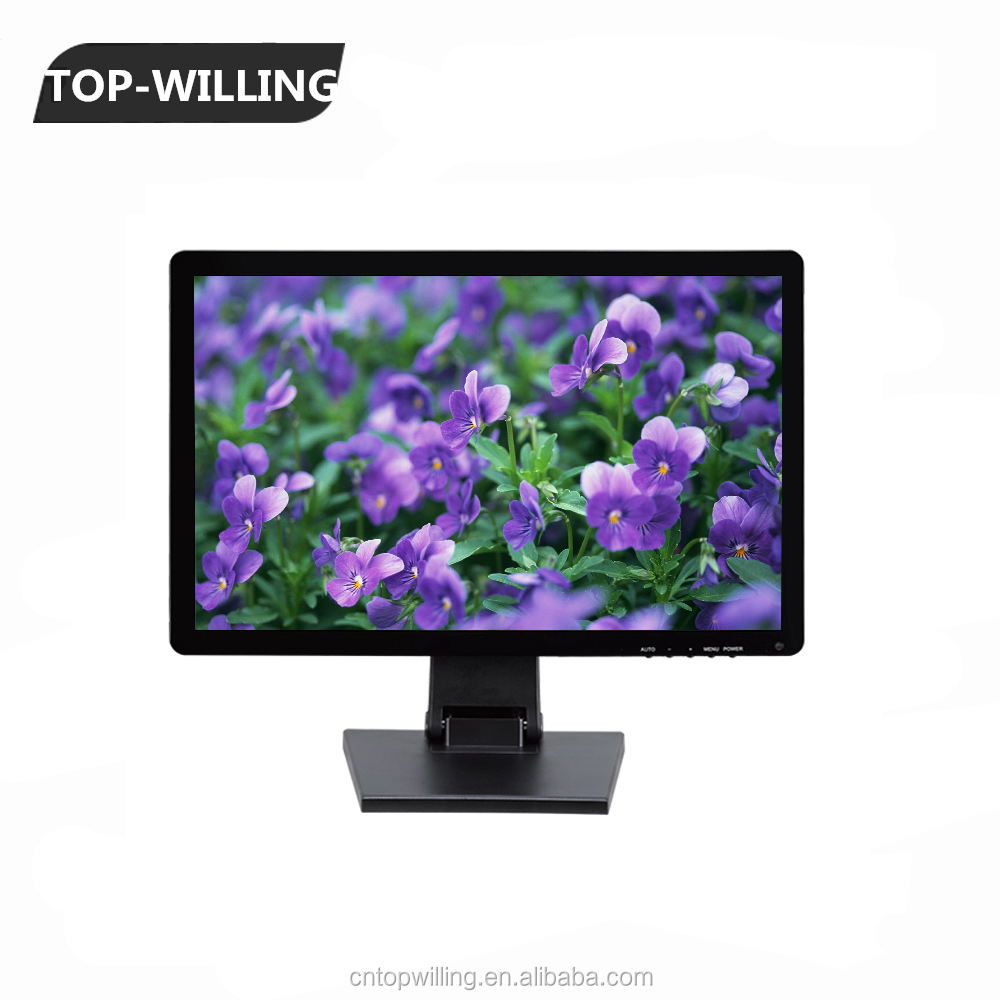 Shenzhen Professional Factory 19'' LED Touch Screen Monitor 16:9 Gaming Computer Monitor