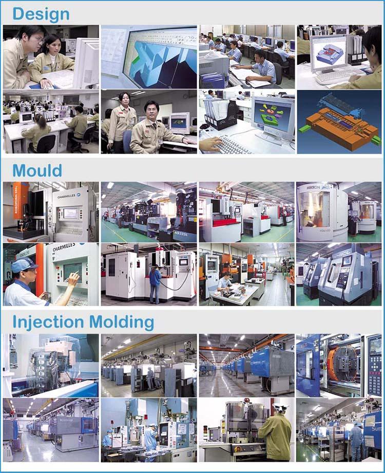 Serviço de moldagem de plástico de moldagem t/moldes de injeção de plástico para Aplicações INDUSTRIAIS