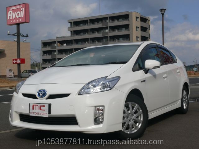 toyota prius white 2009 japanese use car toyota used car at reasonable prices