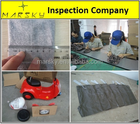 Tyres inspection / First Article Inspection in China / Product Quality inspection / High QC on-site