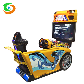 High Speed Car Design Simulator Video Race Car Arcade Racing Game Machine -  Buy Simulator Vedio Arcade Game,Race Car Arcade Machine,Car Simulator Game