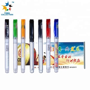 Good quality modern ball pen with led light/promotional pen/advertising pen online shop china