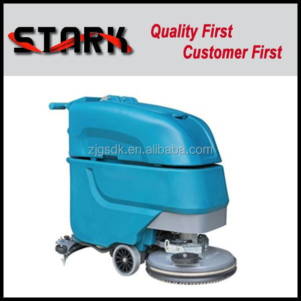 690bt commerical use concrete high pressure floor scrubber for Concrete floor scrubber
