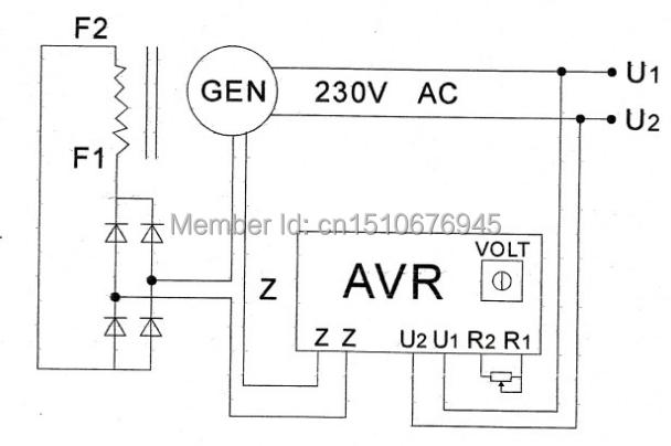 3 Phase Hydro Generator Wiring Diagram Wiring Diagram