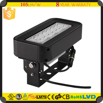 120lm 125lm W Dimming 8 Years Warranty Ip67 Led Parking