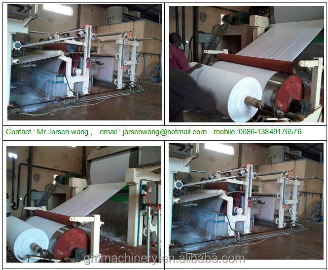 Buy Direct China Large Capacity Kraft Paper Machine Using