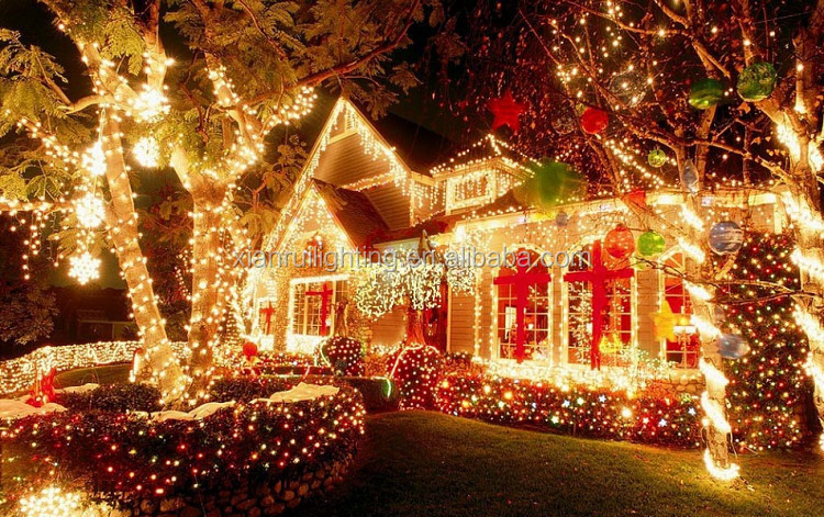 China Wholesale Waterproof Outdoor Garden Party Christmas Led ...