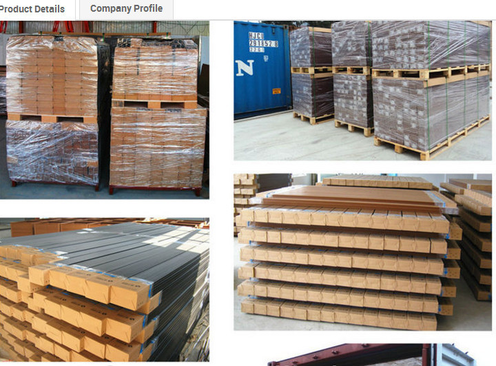 Brand new composite decking veneer with high quality buy for Composite decking brands