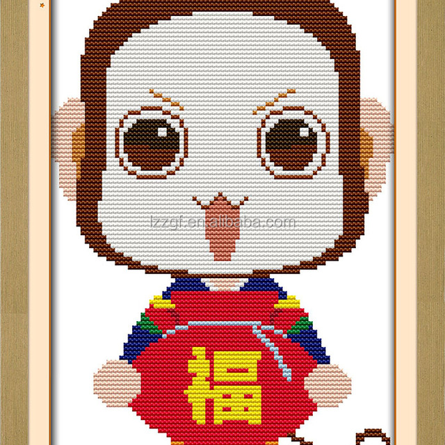 Monkey Embroidery Design Source Quality Monkey Embroidery Design