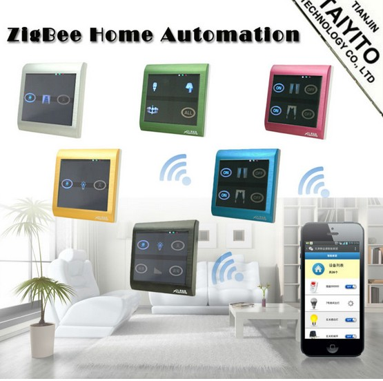 Taiyito Domotica Smart Home Automation System Wifi Zigbee Smart ...