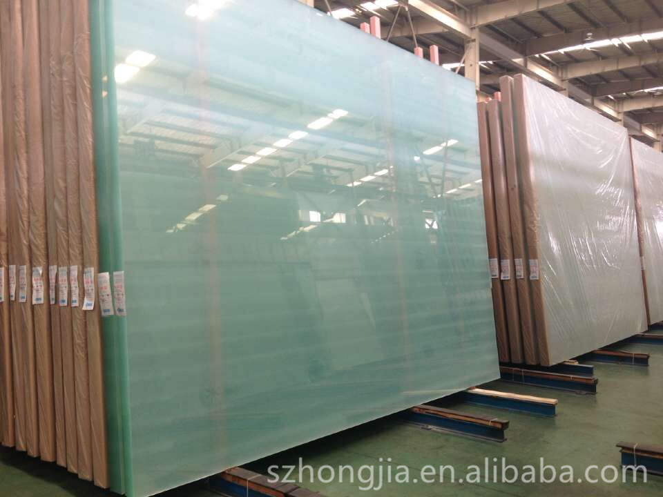 High quality tempered glass shower door with fittings