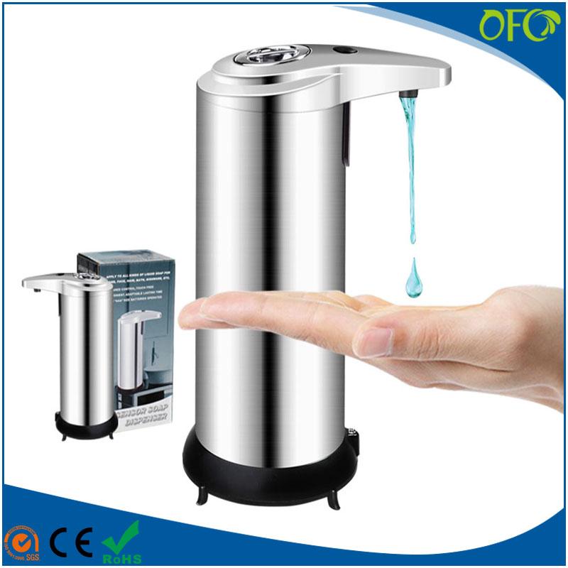 Ofc f brica fregadero de la cocina dispensador de jab n - Dispensador jabon cocina encastrado ...