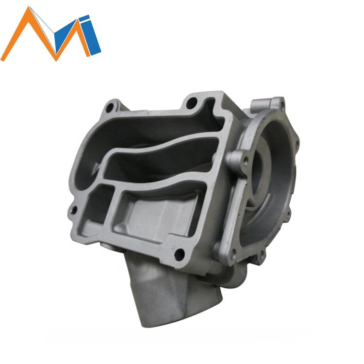 Hot Selling Customized Aluminum Alloy Diecast Motorbike Accessories