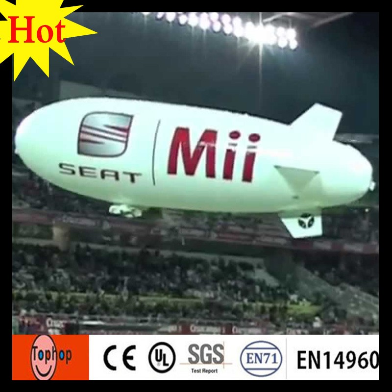 inflatable rc blimp airship outdoor advertising for sale