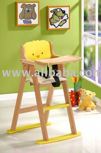Silla alta de beb plegable pantalla de seda silla los - Silla alta plegable ...