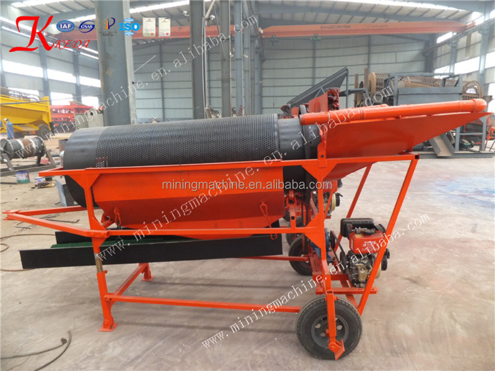 Alluvial Small Gold Trommel For Sale Buy Mining Washing