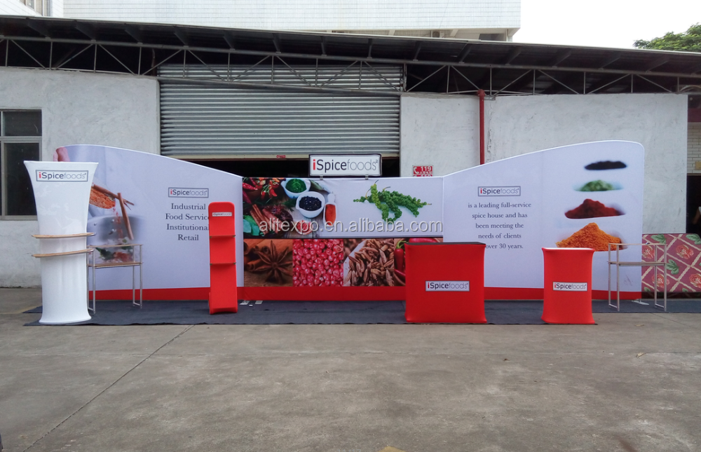Exhibition Stand Wholesale : Wholesale in china portable promotion advertising