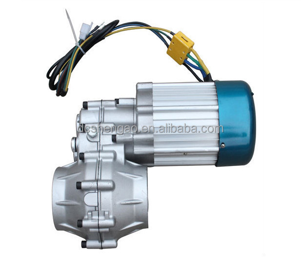electric car hub motor kit/bldc motor 3kw 60v tricycle use/high power bldc motor
