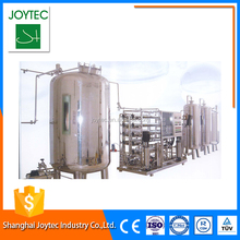 Good sealing ability water treatment equipment water treatment skid