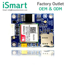 development board STM32.51 program GSM GPRS GPS SIM808 module