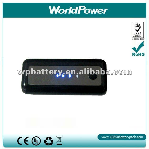 External power lithium battery for cellphone